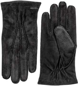 Hestra 'Arthur' Suede Gloves