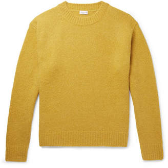 Dries Van Noten Oversized Merino Wool-Blend Sweater