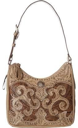 American West Annie's Secret Collection Shoulder bag w/ Secret Compartment Shoulder Handbags