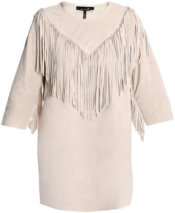 Isabel Marant Navajo suede fringe dress