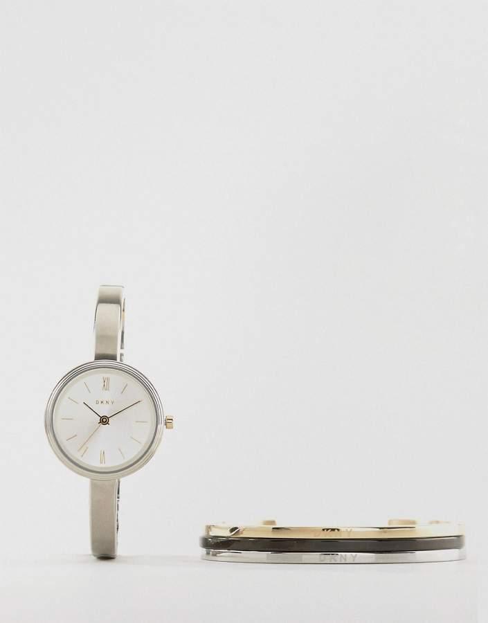 DKNYDKNY Watch & Bracelet Gift Set