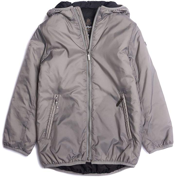Boys International Draft Quilted Jacket