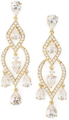 Women's Nadri Legacy Chandelier Earrings $110 thestylecure.com