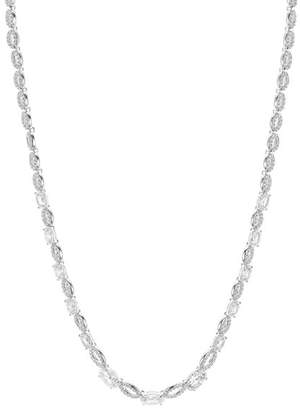 Nadri Oval All Around Necklace, 16""