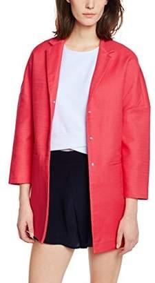 Benetton Women's Boyfriend Coat,(Size:Small)