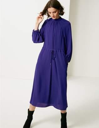 Marks and Spencer 3/4 Sleeve Tea Dress