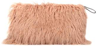 Dries Van Noten Faux Fur Bag