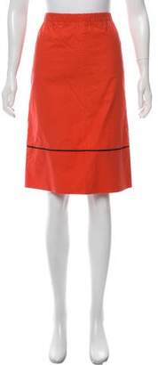 Marni Lightweight Knee-Length Skirt w/ Tags