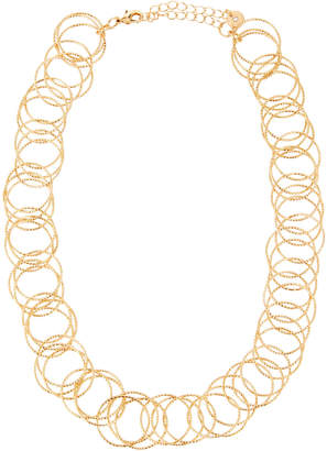 Lydell NYC Single-Strand Circle-Link Necklace