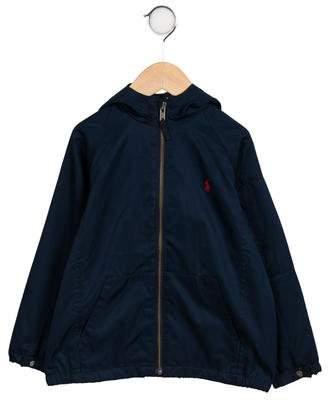 Polo Ralph Lauren Boys' Hooded Lightweight Jacket