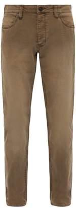 Neuw Lou Slim Leg Jeans - Mens - Brown