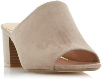 Head Over Heels NARCISSA - Block Heel Mule Sandal