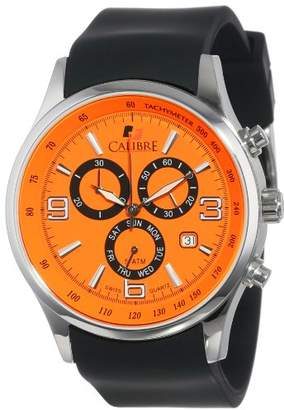 DAY Birger et Mikkelsen Calibre Men's SC-4M1-04-079 Mauler Stainless Steel Chronograph Tachymeter Date Watch