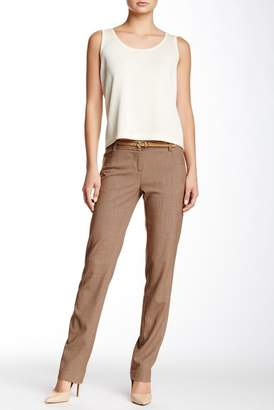 Amanda & Chelsea Novelty Narrow Leg Trousers