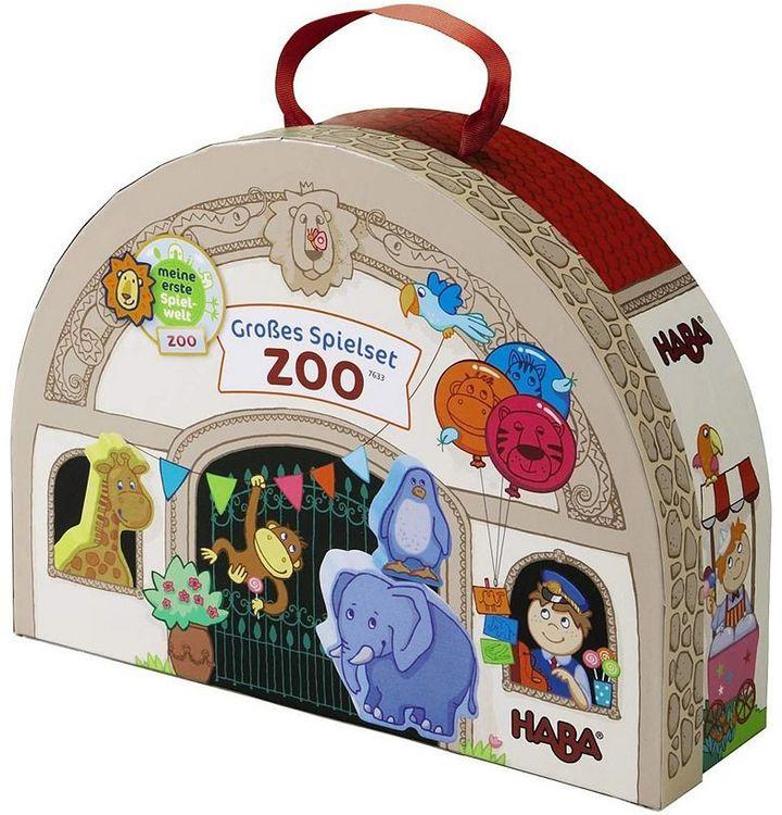 HABA Zoo Play Set