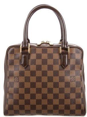 Louis Vuitton Damier Ebene Brera Bag $695 thestylecure.com