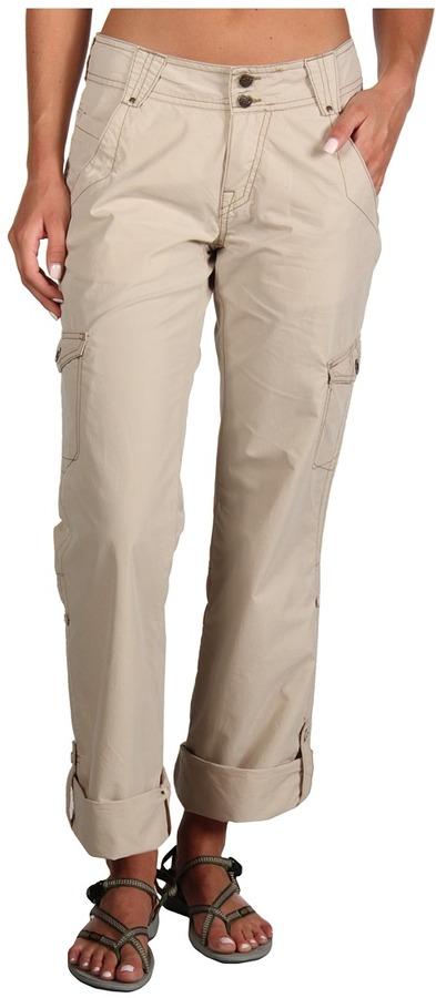 Royal Robbins Promenade Pant (Light Khaki) - Apparel
