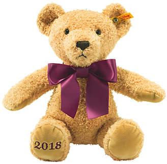 Steiff Cosy Year 2018 Bear 36cm Soft Plush Toy, Blond