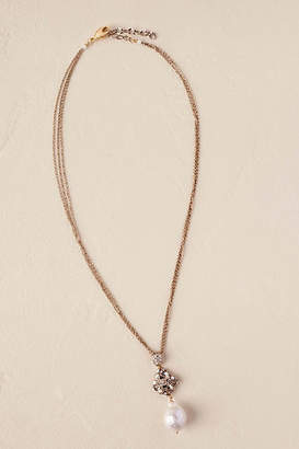 Anthropologie Ternion Necklace