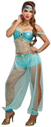 Dreamgirl Women' Harem Prince, Turquoie
