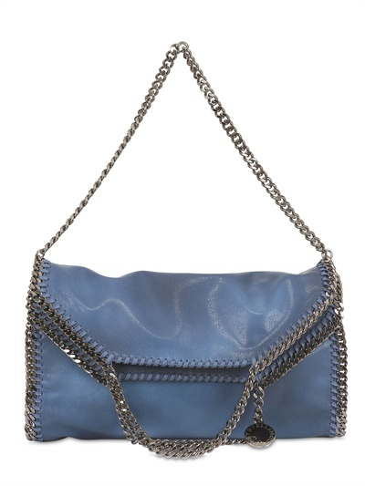 Stella Mccartney - Falabella Chain Eco Leather Shoulder Bag