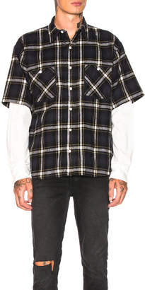 Adaptation Double Sleeve Shirt