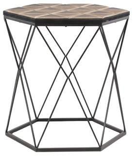 Bronx Ivy Bussey Modern End Table