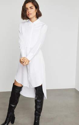 BCBGMAXAZRIA High-Low Shirt Dress
