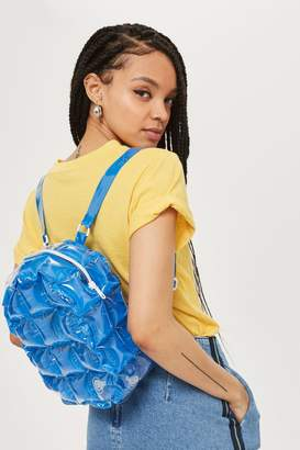 Topshop Flubber Inflatable Backpack