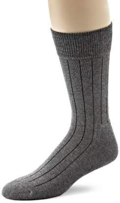 Ecco Men's Single Cushioned Crew Socks
