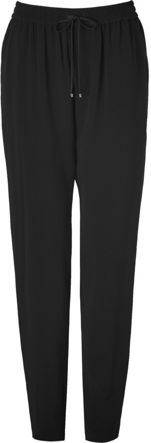 Vanessa Bruno Black Drawstring Pants