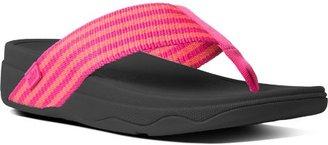 FitFlop Women's Surfa Flip-Flop $28.85 thestylecure.com