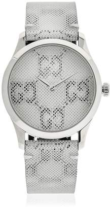 Gucci 38mm G-Timeless Gg Watch