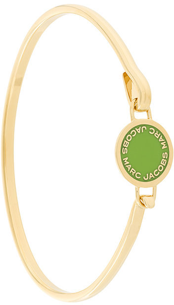Marc JacobsMarc Jacobs logo disc hinge bracelet