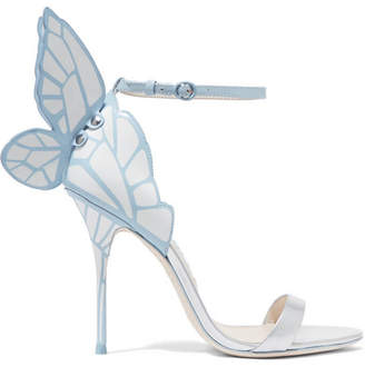 Sophia Webster Chiara Patent-leather Sandals