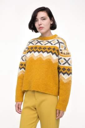 Sea Fairisle Sweater