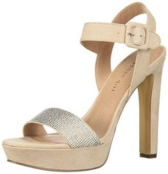 Madden-Girl Women's Rollo-R Heeled Sandal