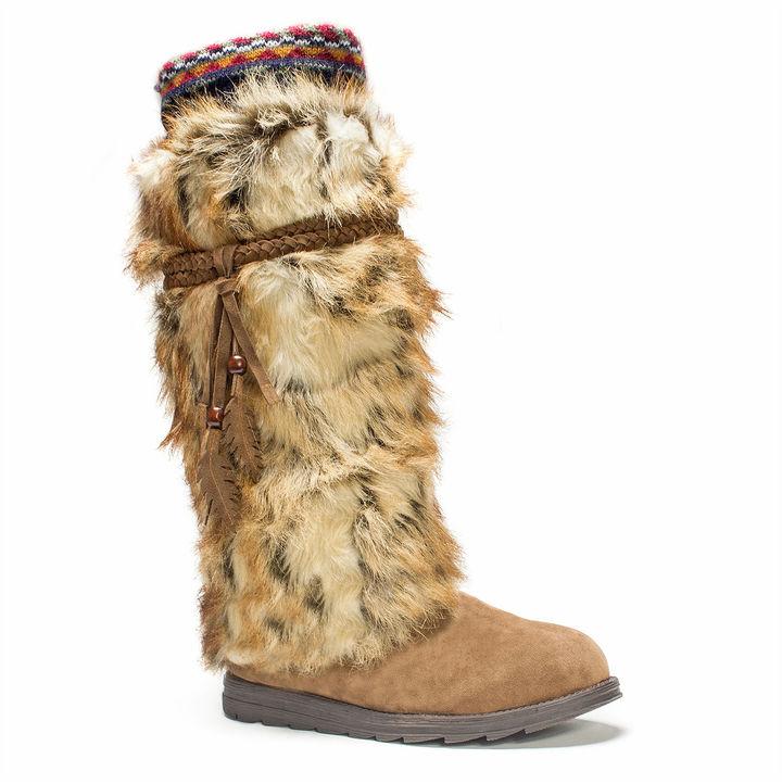 MUK LUKS Leela Womens Boots