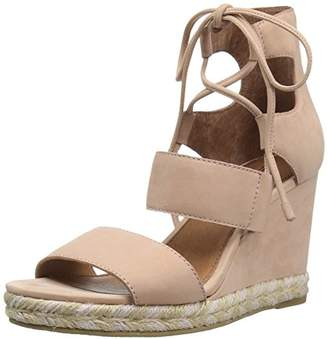 Frye Women's Roberta Ghillie Wedge Sandal
