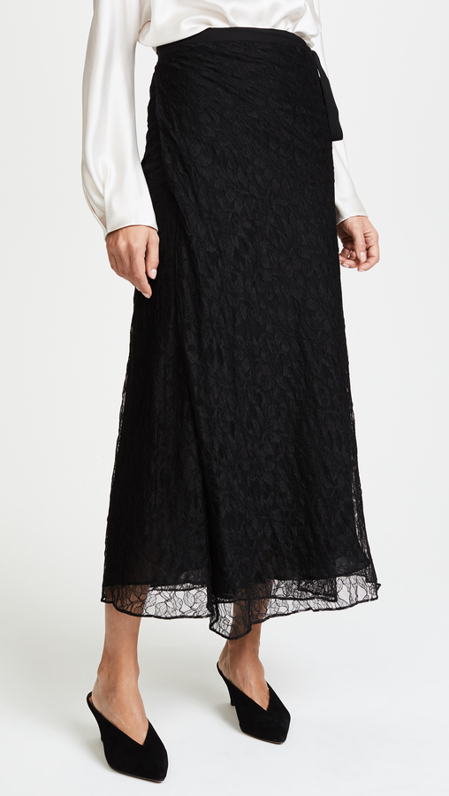 Jenni Kayne Chantilly Wrap Skirt