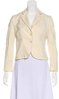 See by Chloe Cropped Contrasting Blazer