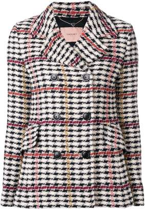 Twin-Set tweed jacket