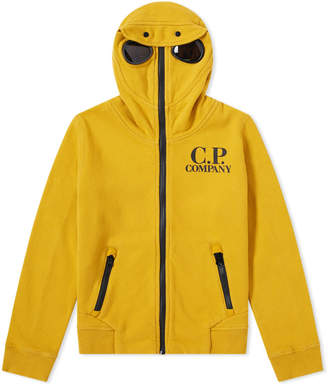 C.P. Company Undersixteen Zip Through Goggle Hoody