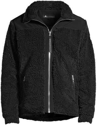 Moose Knuckles Barrows Zip-Up Jacket