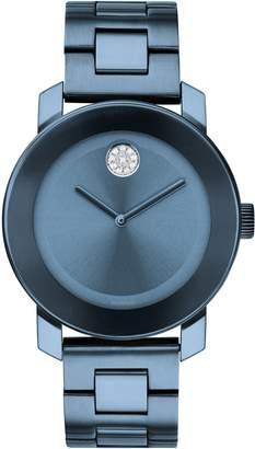 Movado Bold Iconic Bracelet Watch, 36mm