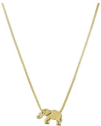 Alex and Ani Elephant 18 Adjustable Necklace - Precious Metal Necklace