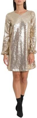 P.A.R.O.S.H. Sequins Short Dress