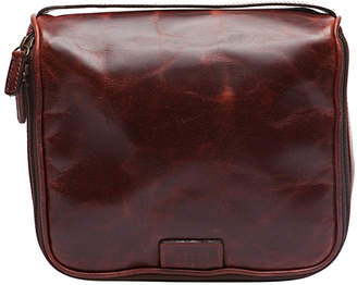 "Moore & Giles Fine Leather Dopp Kit Travel Bag ""Donald"""