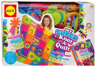 Alex Toys Super Knot Quilt Craft Kit