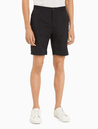 Calvin Klein slim fit stretch shorts